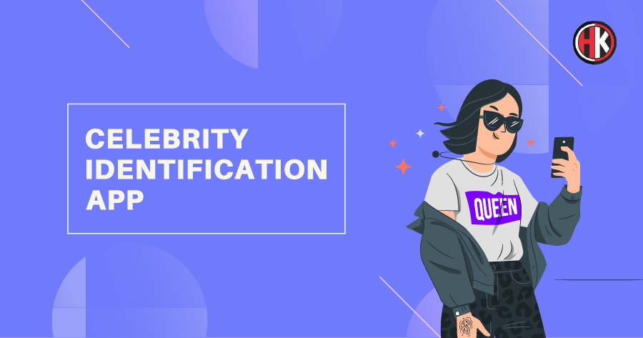 Celebrity identification app