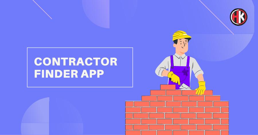 Contractor finder app
