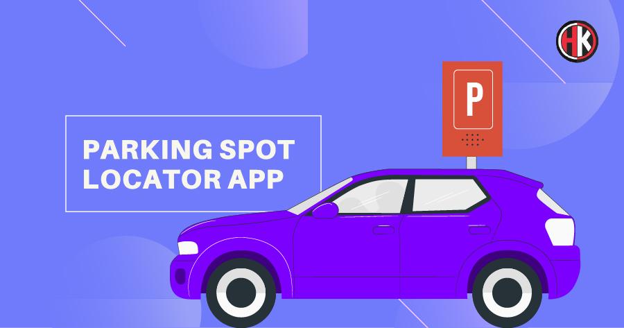Parking Spot locator app