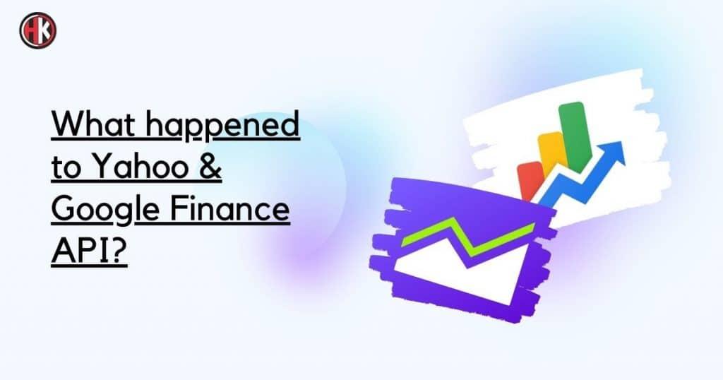Google Finance Api