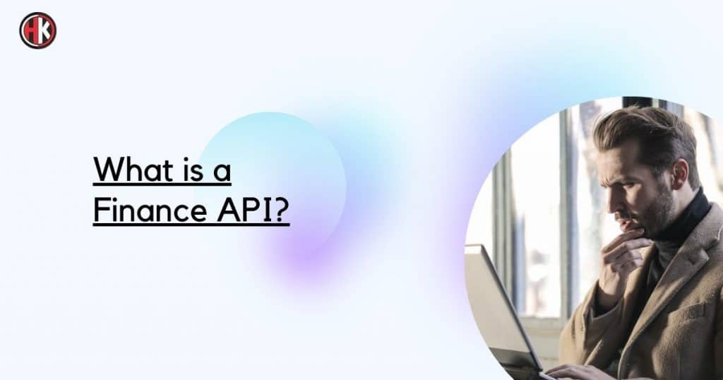 What is Finance Api