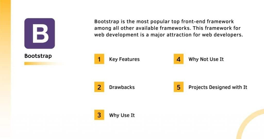 Bootstrap Frontend Framework With it's Complete Information