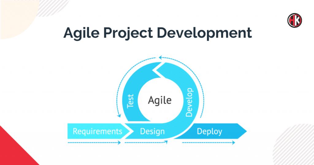 Agile Project Development Chart
