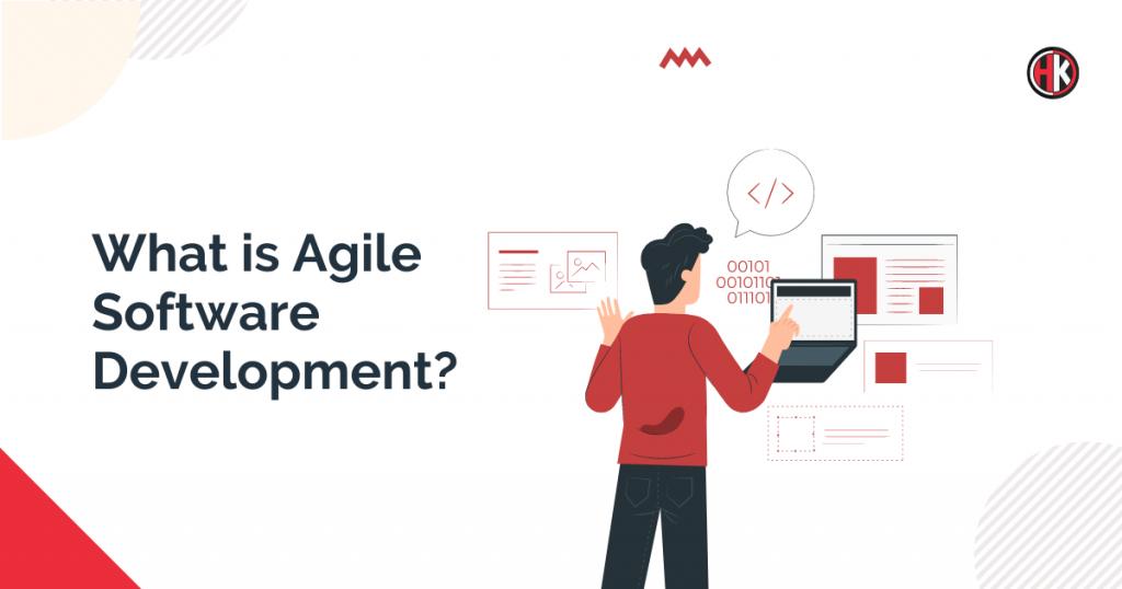 software development agile Image