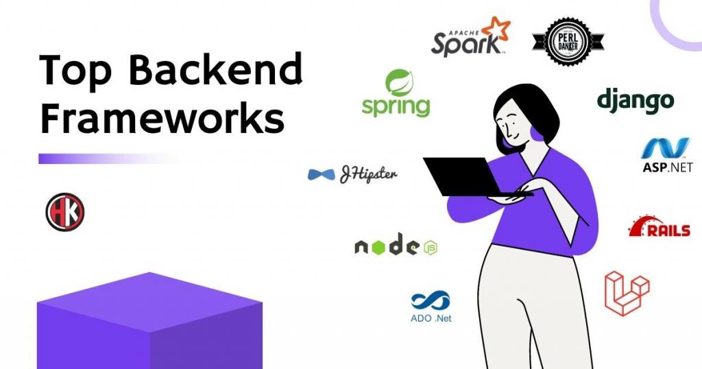 Top backend frameworks